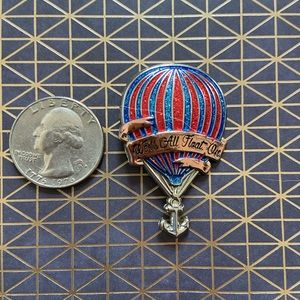 """Modest Mouse """"Float On"""" Limited Edition Pin"""